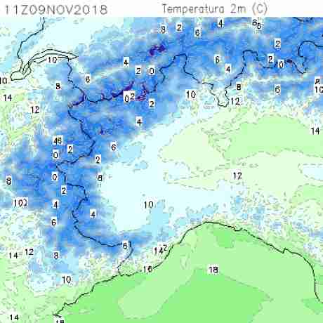 Carte meteo temperatura del <br /> <b>Notice</b>:  Undefined variable: current in <b>/home/meteopie/public_html/mappe-meteo.php</b> on line <b>25</b><br /> 17