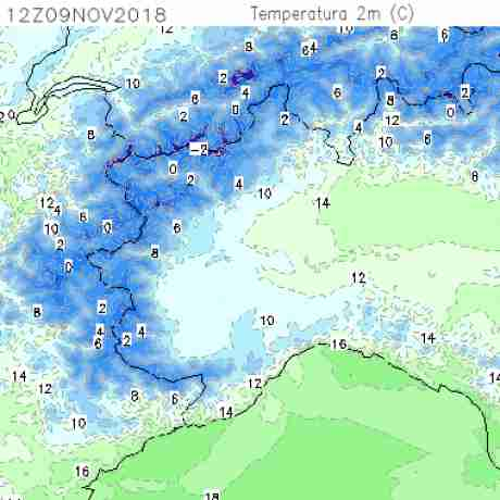 Carte meteo temperatura del <br /> <b>Notice</b>:  Undefined variable: current in <b>/home/meteopie/public_html/mappe-meteo.php</b> on line <b>25</b><br /> 18