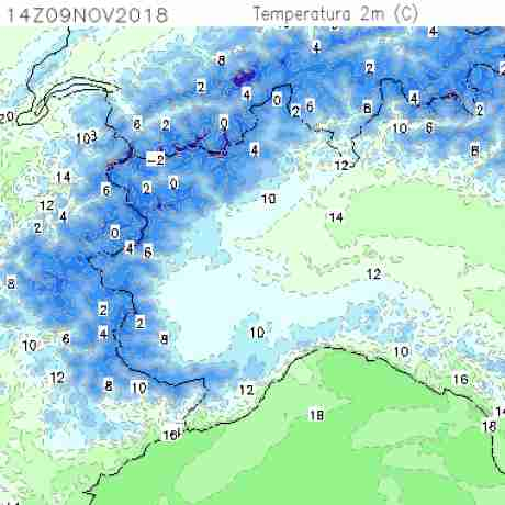 Carte meteo temperatura del <br /> <b>Notice</b>:  Undefined variable: current in <b>/home/meteopie/public_html/mappe-meteo.php</b> on line <b>25</b><br /> 20