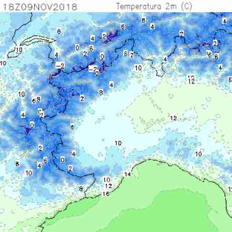 Carte meteo temperatura del <br /> <b>Notice</b>:  Undefined variable: current in <b>/home/meteopie/public_html/mappe-meteo.php</b> on line <b>25</b><br /> 24