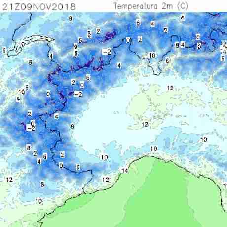 Carte meteo temperatura del <br /> <b>Notice</b>:  Undefined variable: current in <b>/home/meteopie/public_html/mappe-meteo.php</b> on line <b>25</b><br /> 27