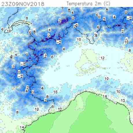 Carte meteo temperatura del <br /> <b>Notice</b>:  Undefined variable: current in <b>/home/meteopie/public_html/mappe-meteo.php</b> on line <b>25</b><br /> 29
