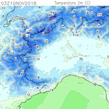Carte meteo temperatura del <br /> <b>Notice</b>:  Undefined variable: current in <b>/home/meteopie/public_html/mappe-meteo.php</b> on line <b>25</b><br /> 33