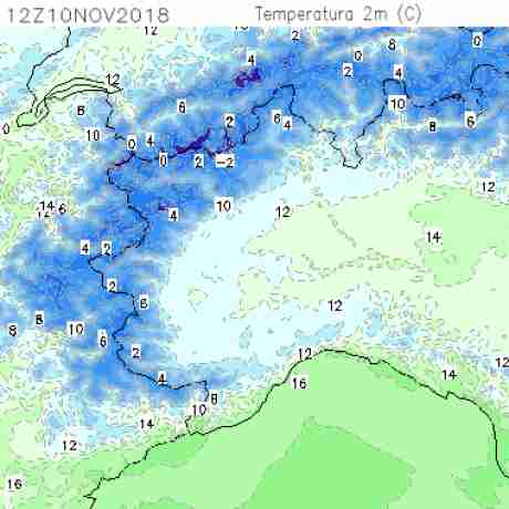 Carte meteo temperatura del <br /> <b>Notice</b>:  Undefined variable: current in <b>/home/meteopie/public_html/mappe-meteo.php</b> on line <b>25</b><br /> 42
