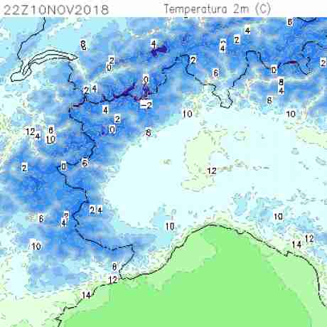Carte meteo temperatura del <br /> <b>Notice</b>:  Undefined variable: current in <b>/home/meteopie/public_html/mappe-meteo.php</b> on line <b>25</b><br /> 52