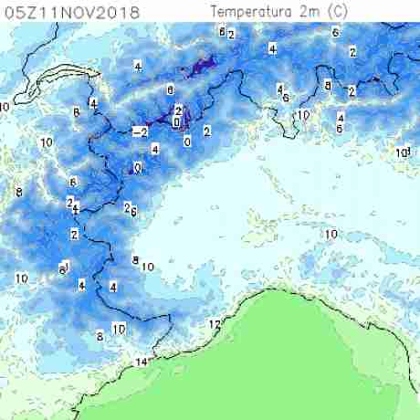 Carte meteo temperatura del <br /> <b>Notice</b>:  Undefined variable: current in <b>/home/meteopie/public_html/mappe-meteo.php</b> on line <b>25</b><br /> 59