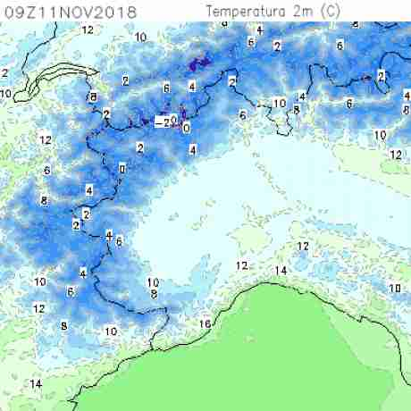 Carte meteo temperatura del <br /> <b>Notice</b>:  Undefined variable: current in <b>/home/meteopie/public_html/mappe-meteo.php</b> on line <b>25</b><br /> 63