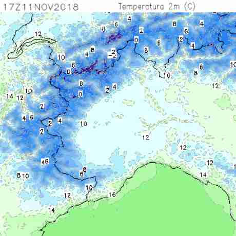 Carte meteo temperatura del <br /> <b>Notice</b>:  Undefined variable: current in <b>/home/meteopie/public_html/mappe-meteo.php</b> on line <b>25</b><br /> 71