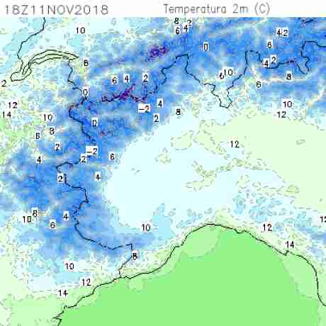 Carte meteo temperatura del <br /> <b>Notice</b>:  Undefined variable: current in <b>/home/meteopie/public_html/mappe-meteo.php</b> on line <b>25</b><br /> 72