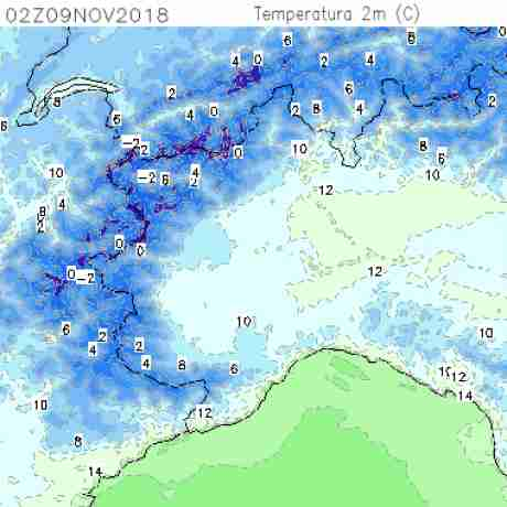 Carte meteo temperatura del <br /> <b>Notice</b>:  Undefined variable: current in <b>/home/meteopie/public_html/mappe-meteo.php</b> on line <b>25</b><br /> 8